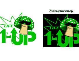 Nro 16 kilpailuun Design a Logo - 1-UP Green juice!! käyttäjältä Goodintentions11