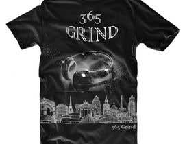 #8 untuk Design a Music Related T-Shirt for 365 Grind oleh daniyalsaeed