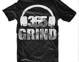 #9 untuk Design a Music Related T-Shirt for 365 Grind oleh daniyalsaeed