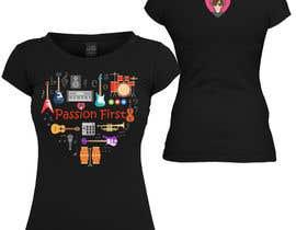 Nro 3 kilpailuun Monaco Design a T-Shirts käyttäjältä Aksik