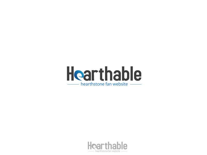 Proposition n°34 du concours Design a Logo for Hearthstone Fan Site