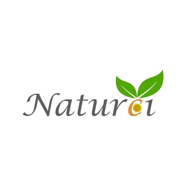 Penyertaan Peraduan #33 untuk Design a Logo for Naturci