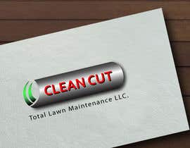 gintasArt tarafından Logo design needed for lawn maintenance company -- 1 için no 10