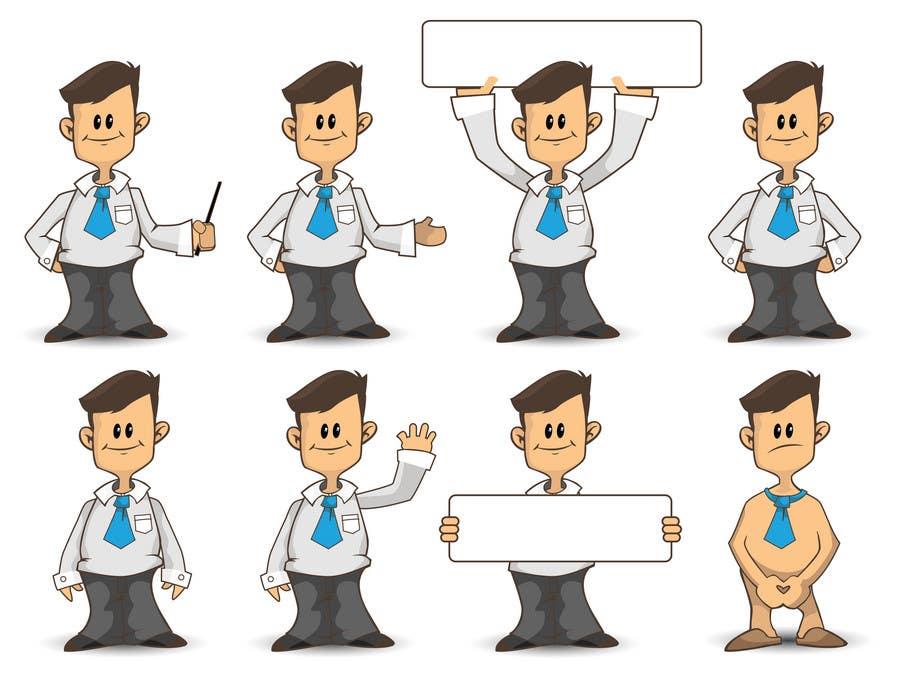 Конкурсная заявка №18 для Cartoon Design for a Legal Service Website