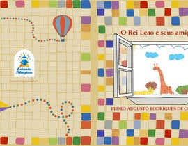 #11 untuk Create a template for a cover of a book oleh nole1