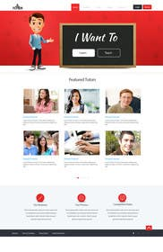 #29 for Graphics Design for Home Page of TCHER Agency Website by SadunKodagoda