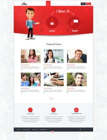 #31 for Graphics Design for Home Page of TCHER Agency Website by SadunKodagoda
