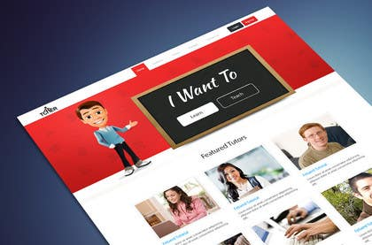 #32 for Graphics Design for Home Page of TCHER Agency Website by SadunKodagoda