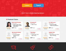 #19 para Graphics Design for Home Page of TCHER Agency Website por JeremyThornton8