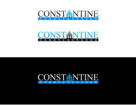 #155 for Logo Design for Constantine Constructions by dasilva1