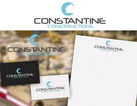 #314 for Logo Design for Constantine Constructions by allentaclas