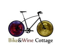#8 para Design a Logo for Bike&Wine Cottage - repost - repost por Galera