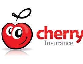 #181 para Logo Design for Cherry Insurance de sebastianpothe