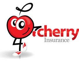 #182 para Logo Design for Cherry Insurance por sebastianpothe