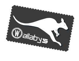 #77 for Design a Logo for Wallaby5 by AlexxD