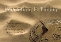 Contest Entry #6 for Splash Page for Everything is Timing