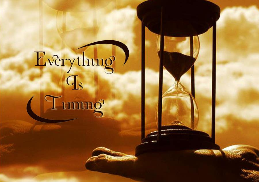 #30 for Splash Page for Everything is Timing by anaung