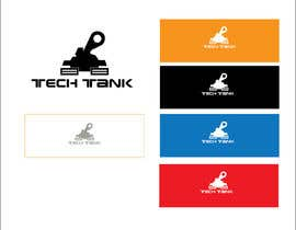 #62 for Design a Logo for Tech Tank by jinupeter