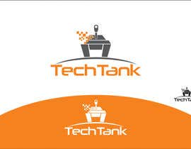 #43 cho Design a Logo for Tech Tank bởi ajdezignz