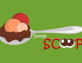 #9 for Design a Logo for an ice cream cafe af Youwebs