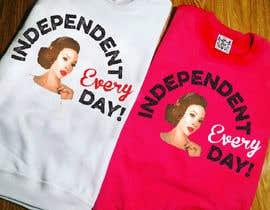 Nro 53 kilpailuun Design a T-Shirt Vivica Fox käyttäjältä creativeoncall