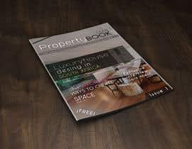 Nro 27 kilpailuun Design me a MODERN front cover for a real estate focused magazine... käyttäjältä nicogiudiche