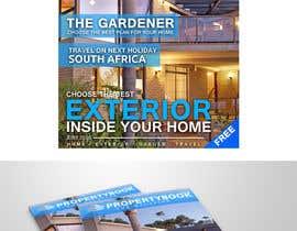 Nro 18 kilpailuun Design me a MODERN front cover for a real estate focused magazine... käyttäjältä ephdesign13