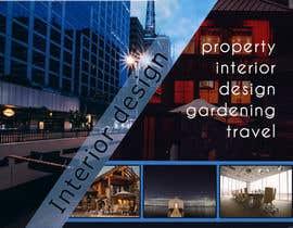 Nro 23 kilpailuun Design me a MODERN front cover for a real estate focused magazine... käyttäjältä cdinesh008