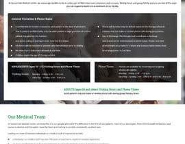 Nro 6 kilpailuun Behavioral Health and Substance Abuse Hospital käyttäjältä xsasdesign