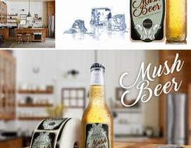 Nro 8 kilpailuun Design a realistic label/sticker on a product. käyttäjältä alejandrobrush