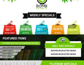 massoftware tarafından Design a Cannabis Flyer için no 43