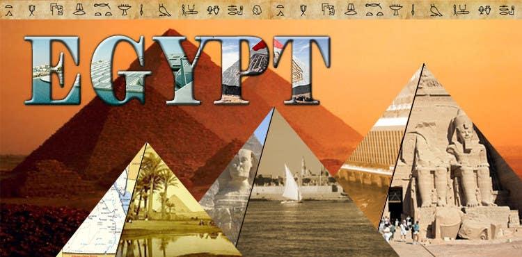 Inscrição nº 14 do Concurso para Egypt Banner