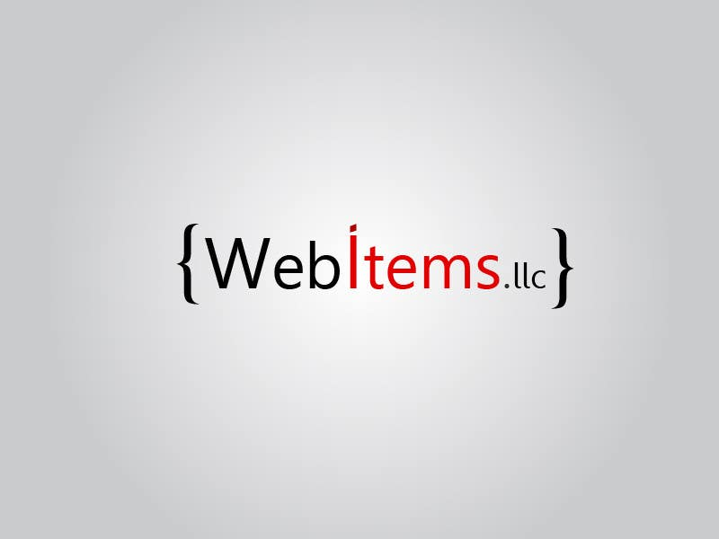 #18 for Design a Logo for Web Items LLC company by vaibzs