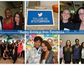 pointlesspixels tarafından Design a Flyer for Tutorpedia's holiday postcard! için no 22