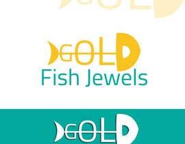 Nro 19 kilpailuun goldfishjewels logo käyttäjältä manuel0827