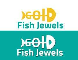 Nro 23 kilpailuun goldfishjewels logo käyttäjältä manuel0827