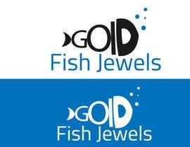 Nro 40 kilpailuun goldfishjewels logo käyttäjältä manuel0827