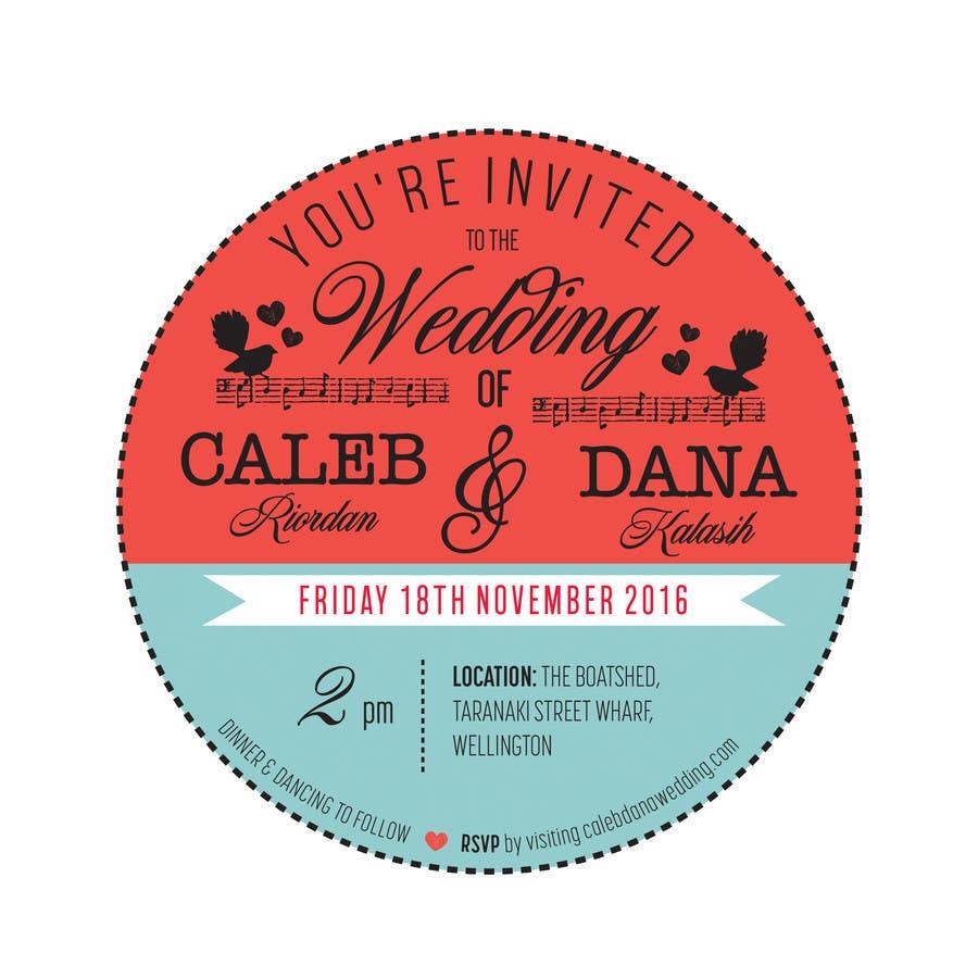 **EASY BRIEF** Wedding Invitation