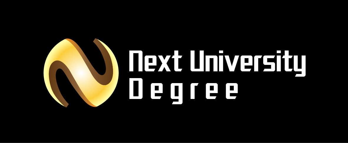Penyertaan Peraduan #37 untuk Design a Logo for websites NextUniversitydegree.com and Nextgoodcareer.com