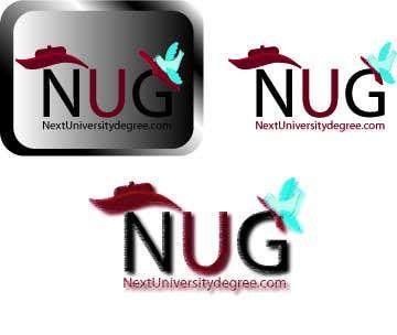 Penyertaan Peraduan #29 untuk Design a Logo for websites NextUniversitydegree.com and Nextgoodcareer.com