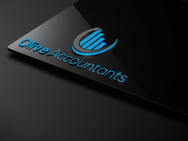 Penyertaan Peraduan #                                        22                                      untuk                                         logo design for Olive Accountants