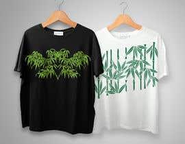 Nro 23 kilpailuun Bamboo design for tee shirt käyttäjältä blackdahlia24