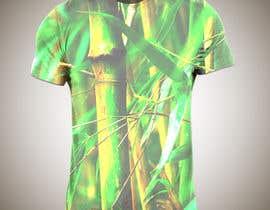 Nro 18 kilpailuun Bamboo design for tee shirt käyttäjältä parrajg17