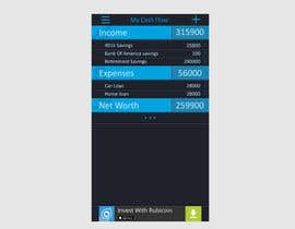 #11 for Mobile App - Design one Page by AquimaWeb