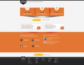 #6 cho Redesign Front Page of Zervant Website bởi gravitygraphics7