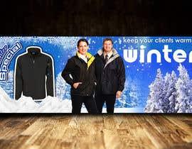 Nro 20 kilpailuun Design a Banner for Jackets käyttäjältä lookandfeel2016