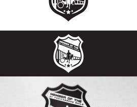 paulfederico11 tarafından Improve design of Badge/Symbol for a Pedicabbers Guild için no 24