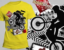 #65 untuk Design a T-Shirt for Moto Trials oleh theislanders