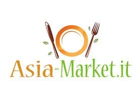#48 para Design a Logo for our new online-shop of ethnic food Asia-Market.it por PPostpProject