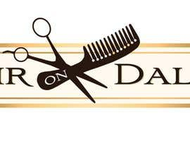 #326 สำหรับ Logo Design for HAIR ON DALTON โดย meemeedesign